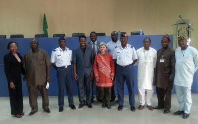 Ecole de Météorologie de l'Espace au Nigeria
