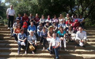 Ecole de MétéMétéorologie de l'Espace à Alger 6-16 mai 2013