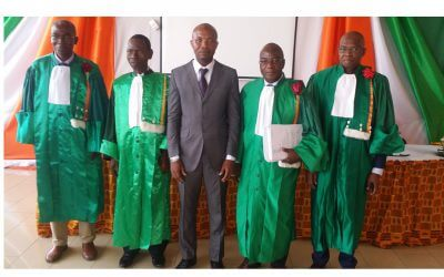 PhD of Coulibaly Soro Ibrahima