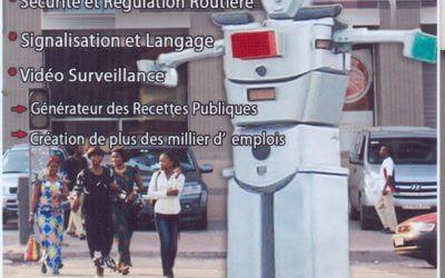 Robot en RDC pour faire la circulation