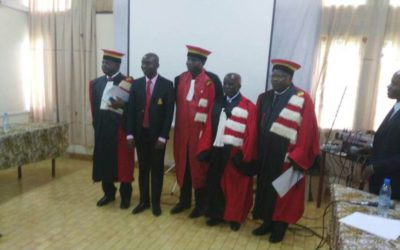 PhD of Bienvenu DINGA