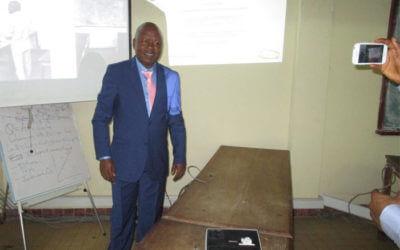 Thèse de Jean Kigosti en RDC le 1er novembre 2017: Analyse de l'activité d'éclair des systèmes orageux dans le bassin du Congo