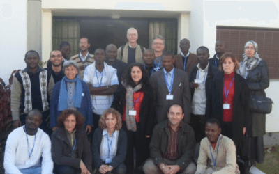 MAROC : Ecole de Météorologie de l'Espace